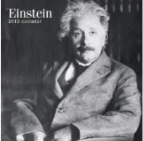 Albert Einstein 2013 Wall Calendar