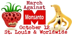 Say No to Franken-Fruit and Genetic Mutants in our Food Supply!