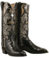 Yee Haw! Alligator Skin Cowboy Boots for City Slickers and Genuine Cowboys